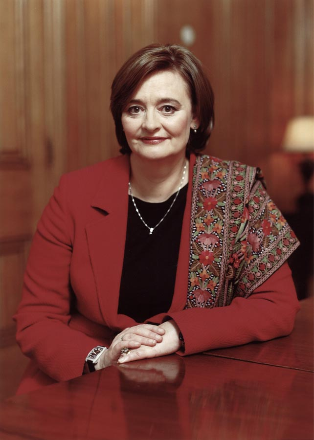 Cherrie Booth QC