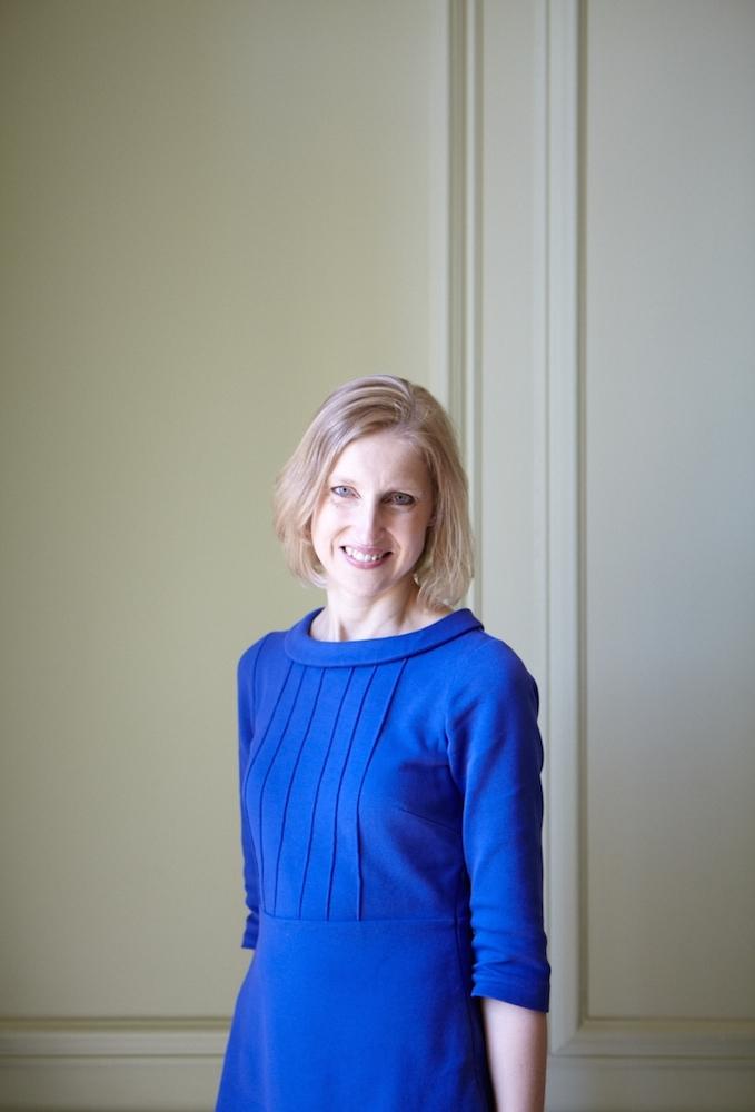 Tracy Borman by Libi Pedder