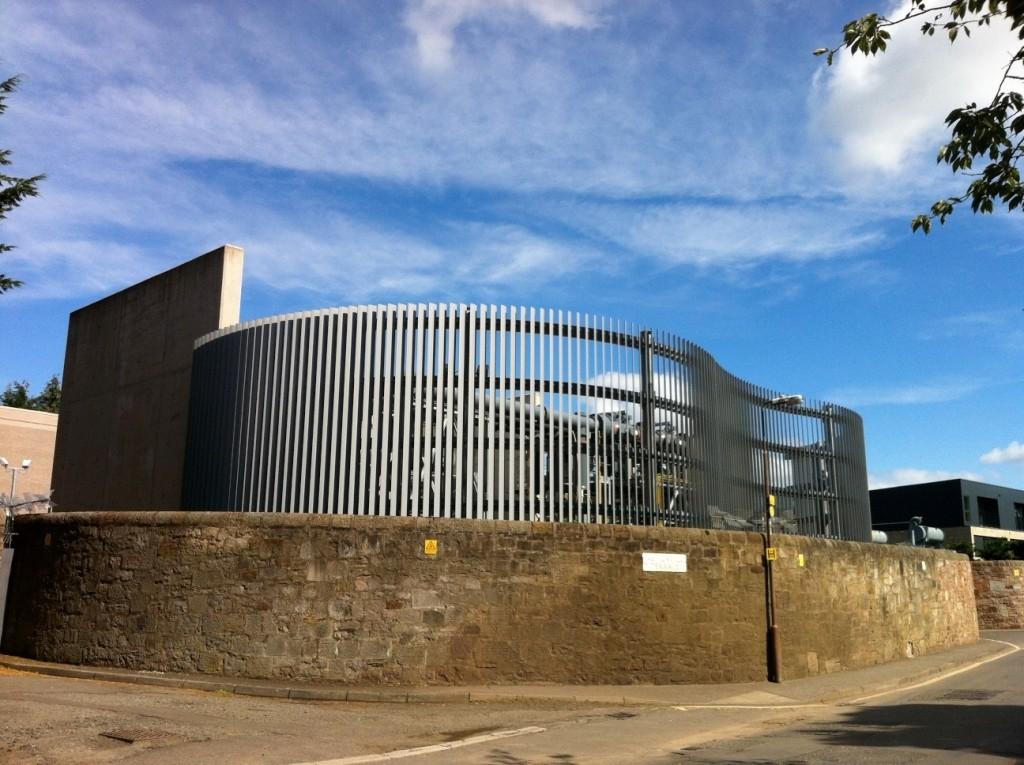 Pump House Whitehouse Loan Edinburgh by Libi Pedder